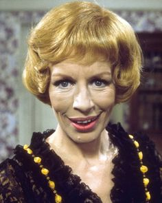 Yootha Joyce 1927 - 1980 (Age 53) Died from liver failure