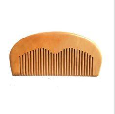 1 PCS Pocket Wooden Comb