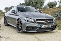 Laut Mercedes ist das neue C 63 S Coupé die sportlichste C-Klasse aller Zeiten. Wir sind den 510 PS starken Konkurrenten des BMW M4 gefahren.