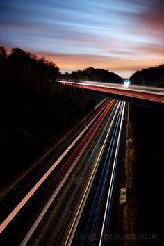 Long exposure photography by Andrew Whyte