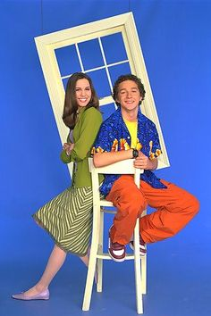 Even stevens LOVE this show!!!!? Hands down THE best Disney channel show ever!