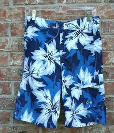 Mossimo Skull Tropical Blue Kid's Swim Trunks  Board-shorts Size Large 10/12 | Clothing, Shoes & Accessories, Kids' Clothing, Shoes & Accs, Boys' Clothing (Sizes 4 & Up) | eBay!