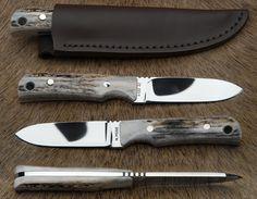 M. Poole Custom Knife