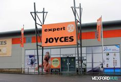 The Joyces of Wexford store in Clonard Retail Park.