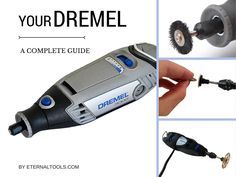 A complete Guide to your Dremel Rotary Tool. Over the years I've collected n… A complete Guide to your Dremel Rotary Tool. Over the years.