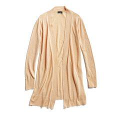 Spring Stylist Picks: Peach cardigan