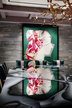 Geoffrey Bradfield | Luxury Interior Design | Jerusalem Penthouse