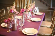 Pink, Mauve and Gold Wedding Ideas  | EventDazzle | Dream Wedding | Pink Wedding Colors | Traditional Pink Wedding Inspiration