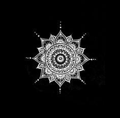 Mandala Sun - Boho Wall Decal