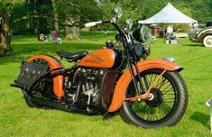 1934 Harley Davidson...sweet