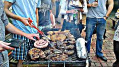 A Braai For Every Province: 9 Of South Africa's Best Braai Spots Potato Chip Flavors, Potato Chips, Biltong, South Africa, Straw Bag, Crafts, Image, Beer, Potato Chip