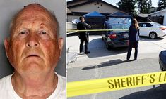 Brother-in-law reveals 'Golden State Killer' asked him about the case California Ca, Serial Killers, Golden State, Sacramento, Monsters, Crime, Law, Brother, Crime Comics