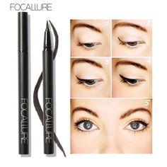 Black Waterproof Liquid Eyeliner Make up Beauty Cosmetics Long-lasting EyeLiner Pencil Makeup Tools for Eyeshadow  Sexy eyeliner
