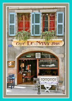 Geneva, Switzerland~Classic Cafe by sportsinfo101.com, via Flickr