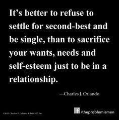 Single is better.
