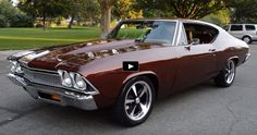 1968 Chevy Chevelle - As Clean As It Gets | Video