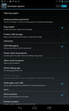 Android developer options Android Developer, Never Sleep, How To Stay Awake, How To Remove