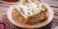 Rakott kel másként | Vidék Íze Spanakopita, Sandwiches, Ethnic Recipes, Paninis