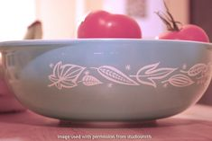 'Blowing Leaves' Promotional - Pyrex Love