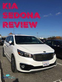 Kia Sedona Review for Family Travel   @themamamaven