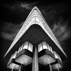 Silver Tower by Wolfgang Mothes