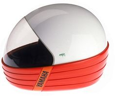 YAMAHA : Frog Design FZ750 Prototype Helmet | Sumally (サマリー)