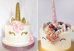 30 motivos para você (tentar) fazer um inacreditável bolo de unicórnio