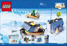 Arctic - Mobile Outpost [Lego 6520]