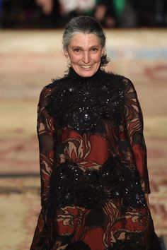 4b13b49a68c0d0 Suzy Menkes at Milan Fashion Week  Day Four