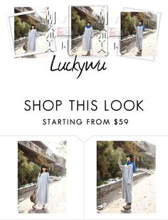 """Luckywu 19"" by melodibrown ❤ liked on Polyvore featuring Hemingway, women's clothing, women, female, woman, misses and juniors"