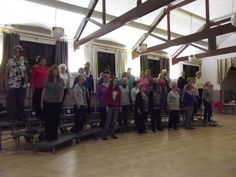 Second City Sound's Final Rehearsal before LABBS Convention! Good Luck All and big Thank You to Rod for his patience