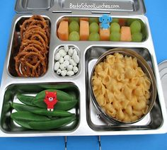 Bento School Lunches : 10 Non-Sandwich School Lunch Ideas In Planetbox