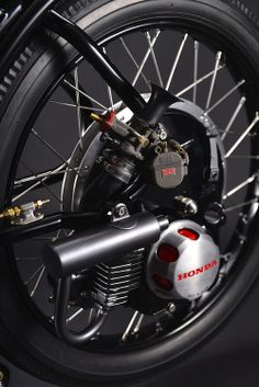 1966 Little Honda P25 :: CA6 By Chicara Nagata