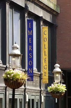 Spotlight on Emerson College