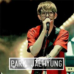 Park Jaehyung. Jae Day6 his birthday was two days ago <3 #happybirthdayswegchicken