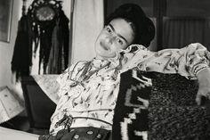 Frida Kahlo'nun Son Yıllarına Ait Daha Önce Yayınlanmamış Dokunaklı Fotoğraflar