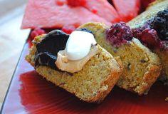 Kokosowo- cytrynowe ciastko marchewkowe i rybka z fasolką