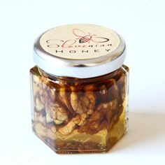 honey favors/wedding shower favor/honey jar by AliasTasteOfNature