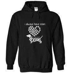 Room For Dachshund T Shirt, Hoodie, Sweatshirt