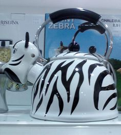 Zebra Kettle