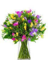 frezie - květiny online Glass Vase, Plants, Decor, Decoration, Plant, Decorating, Planets, Deco