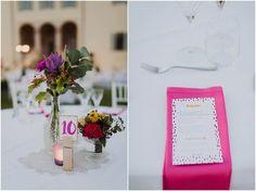 D&M - bright pink wedding    Planning, stylyng & graphic design by il Ghirigoro bottega