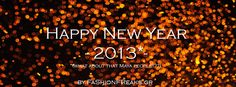 Happy New Year -2013-