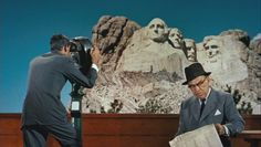 Cary Grant in North By Northwest I'm tempted to cite surprise that it took us so long to get to an Alfred Hitchcock film on th. Go To Movies, Old Movies, Vintage Movies, North By Northwest, Gary Grant, Film Grab, Alfred Hitchcock, Classic Tv, Classic Movies