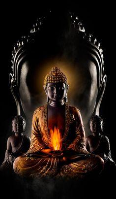 Buddha tattoo by Nicolas Gihr on 500px