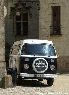 Voyage à Nantes van