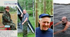 Parasta Suomessa - setämiehet
