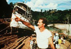 Werner Herzog (Fitzcarraldo)