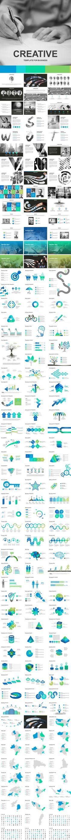 Creative GoogleSlides Template — Google Slides PPTX #value proposition #deluxe • Download ➝ https://graphicriver.net/item/creative-googleslides-template/18922564?ref=pxcr