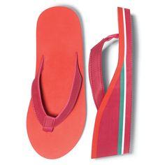 Tropical Colorful Flip Flop